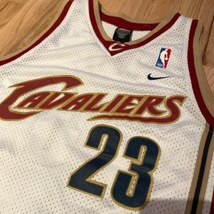 Cleveland Cavaliers Lebron James Basketball Jersey